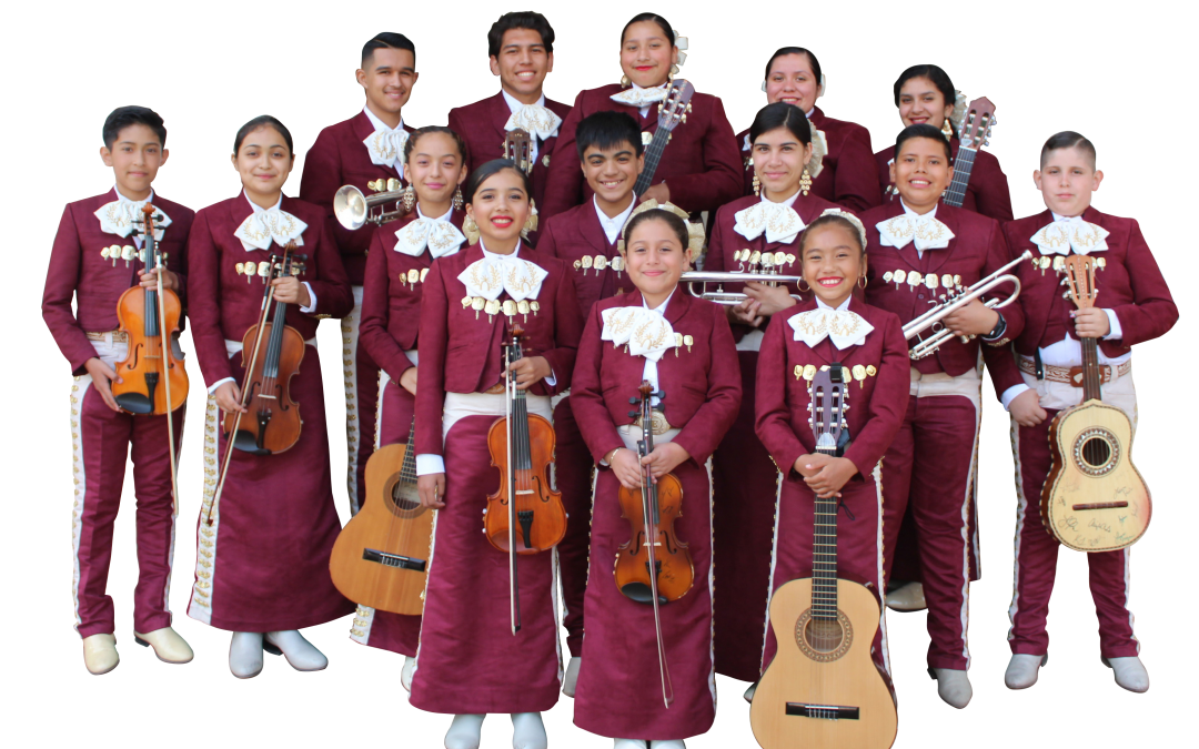 Youth Mariachi Bands vs Older Mariachis Bands